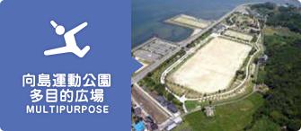向島運動公園多目的広場