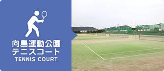 向島運動公園テニスコート